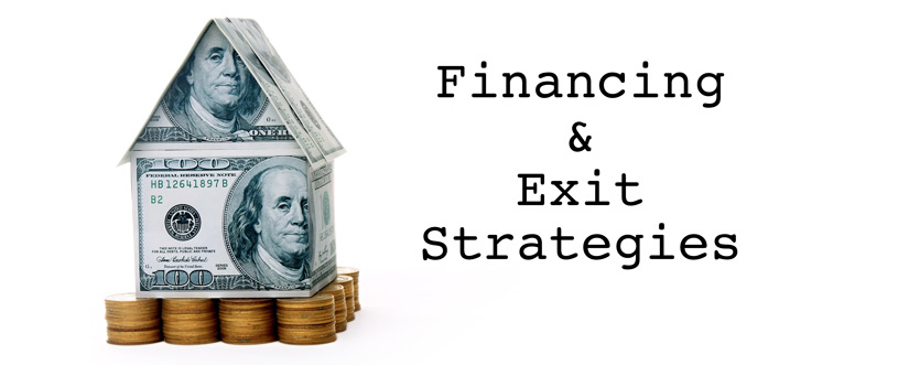 Real-Estate Investment Financing Strategies