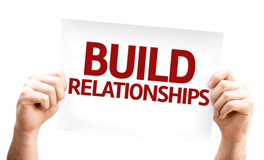 Build Relationships Header Image