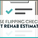 REIkit house flipping checklist on soliciting bids for repairs